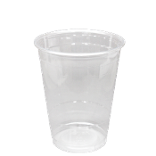 16 Oz Clear Plastic PET Cups 1000/Case