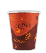 12 Oz. Generic Paper Hot Cups 1000/Case