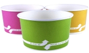 20 oz. Colored Frozen Yogurt Cups