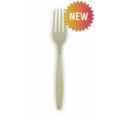 eco friendly utensils, biodegradable forks, frozen yogurt supplies